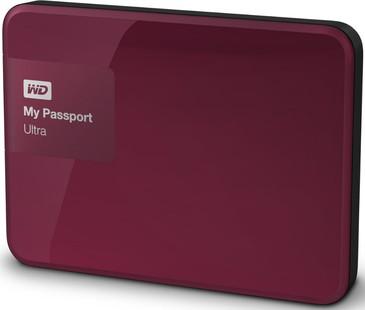 Best price on WD My Passport Ultra Secure (WDBBKD0020B) USB 3.0 2TB External Hard Drive in India