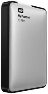 Best price on WD My Passport 1TB USB 3.0 External Hard Drive (For Mac) in India