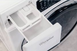 Best price on Whirlpool Supreme Care 8014 8kg Fully Automatic Front Load Washing Machine - Top in India