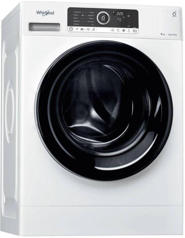 Best price on Whirlpool Supreme Care 9014 9kg Fully Automatic Front Load Washing Machine in India