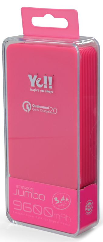 Best price on Yell Energy Slim 5200mAh Power Bank in India