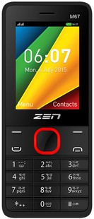 Best price on Zen M67 in India
