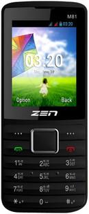 Best price on Zen M81 in India