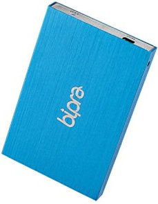 Best price on Bipra FAT32 USB 2.0 160 GB External Hard Disk in India