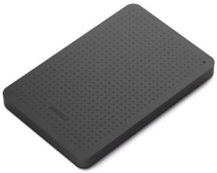Best price on Buffalo MiniStation (HD-PCF500U3B) 500 GB External Hard Disk in India
