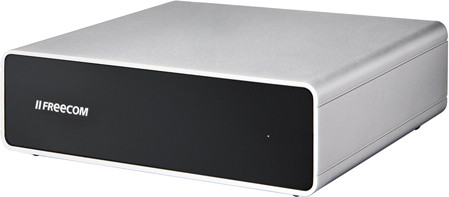 Best price on Freecom Quattro 3.0 2TB External Hard Drive in India