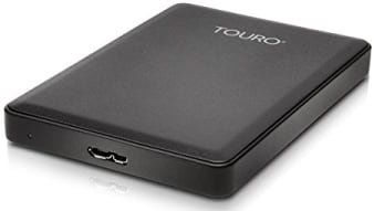Best price on HGST Touro MX3 USB 3.0 500GB External Hard Drive in India