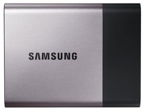 Best price on Samsung T3 2TB External SSD in India