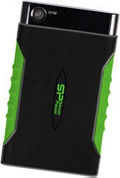 Best price on Silicon Power 500 GB Wired External Hard Disk Drive in India