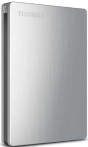 Best price on Toshiba Canvio Slim II 1TB Portable External Hard Disk in India