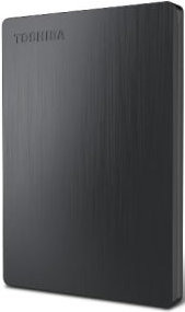 Best price on Toshiba 500GB Canvio Slim USB3.0 Hard Disk in India