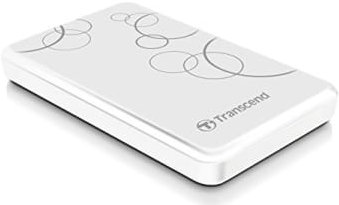 Best price on Transcend StoreJet 25A3 2.5 inch 1 TB External Hard Disk in India