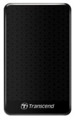 Best price on Transcend StoreJet 25A3 500GB USB 3.0 External Hard Drive in India