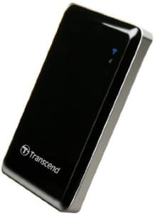 "Best price on Transcend 128gb Storejet Cloud 2.5"" Portable External Network Solid State Drive in India"
