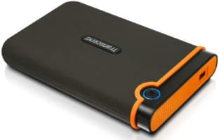 Best price on Transcend StoreJet M2 USB 3.0 500 GB External Hard Drive in India