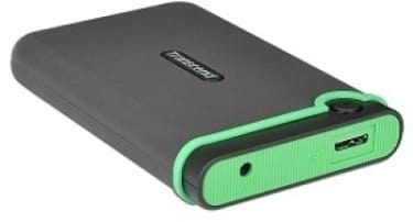 Best price on Transcend StoreJet M3 USB 3.0 500 GB Portable Hard Drive in India