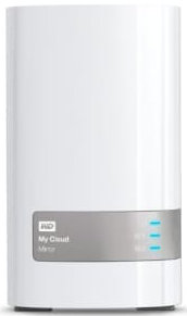 Best price on WD My Cloud Mirror 4TB 2-Bay Personal Cloud Storage in India