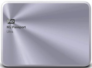 Best price on WD My Passport Ultra Metal Edition 1TB External Hard Disk in India
