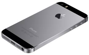 Apple iPhone 5s - Side