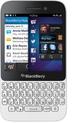 Blackberry Q5 - Front