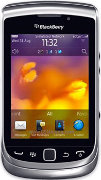 Blackberry Torch 9810 - Front