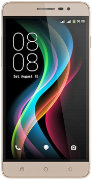 coolpad shine - Front