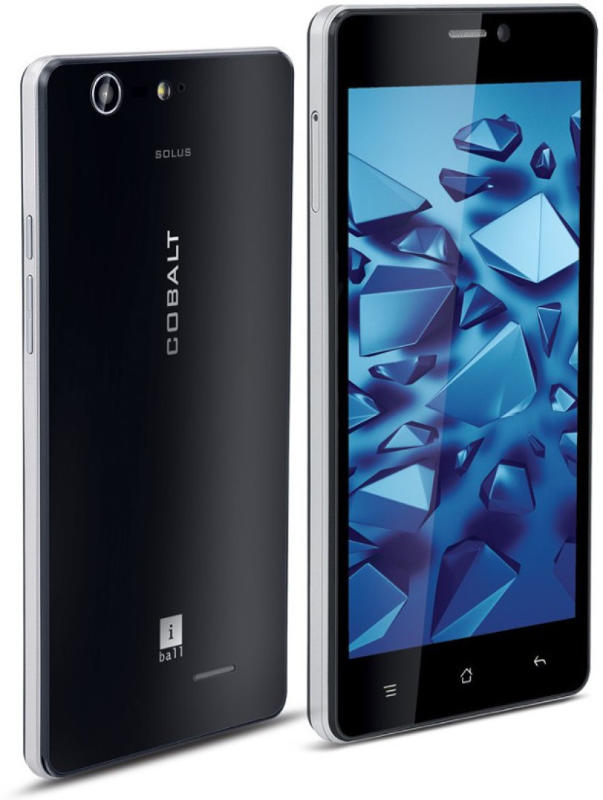iBall Andi Cobalt Solus 4G