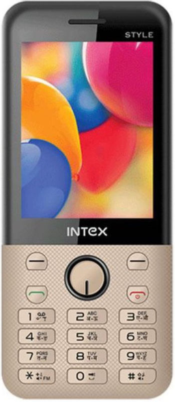 Intex Turbo Style