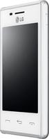 LG T585 - Back