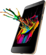 Micromax Canvas Pace 4G Q416 - Back