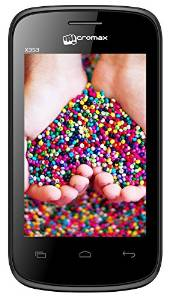 Best price on Micromax Canvas X353 in India