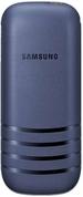 Samsung E1207 - Top