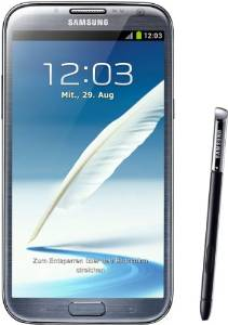 Best price on Samsung Galaxy Note 2 in India