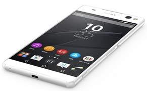 Sony Xperia M Ultra - Back