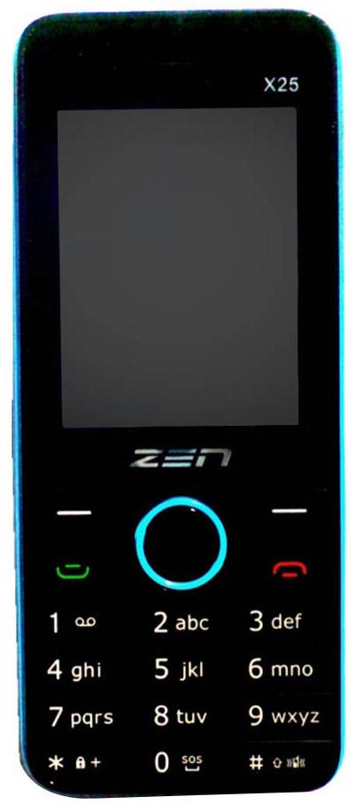 Zen X25
