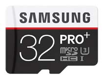 Best price on Samsung PRO Plus 32GB MicroSDHC Class 10 (95MB/s) Memory Card in India