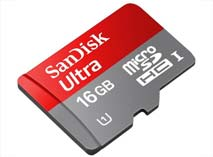 Best price on SanDisk Extreme Plus 16GB MicroSDHC UHS-I/ U3 (80MB/s) Memory Card (With Adapter) in India
