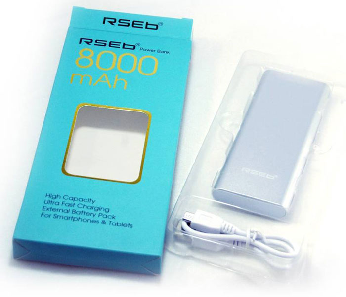 Best price on Acecon AC-801 8000mAh Power Bank in India