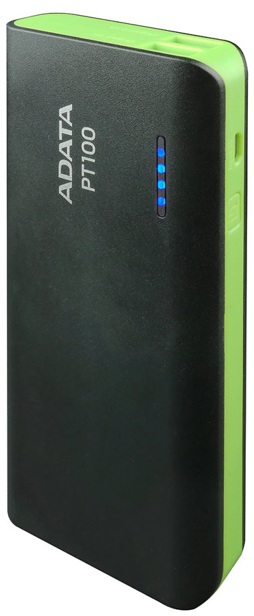 Best price on AData PT100 10000mAh Power Bank in India