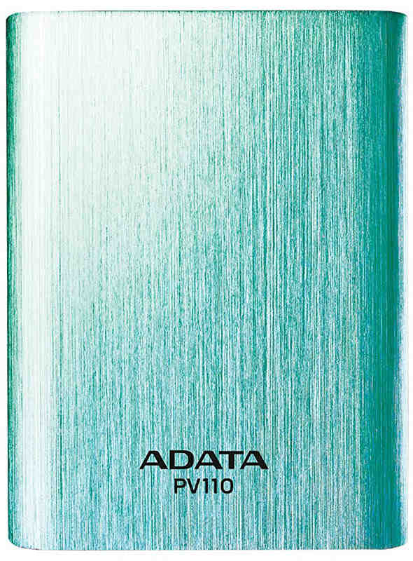 Best price on AData PV110 10400mAh PowerBank in India