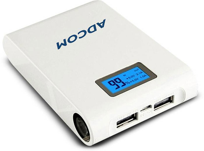Best price on ADCOM AP 10400mAh Power Bank in India