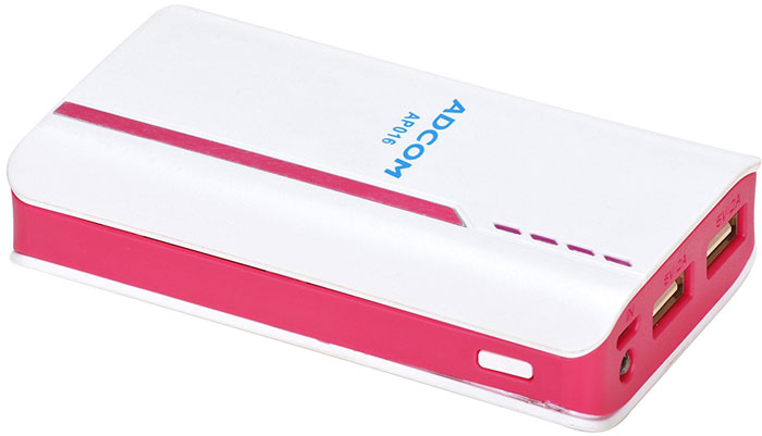 Best price on ADCOM AP016 8000mAh Power Bank in India