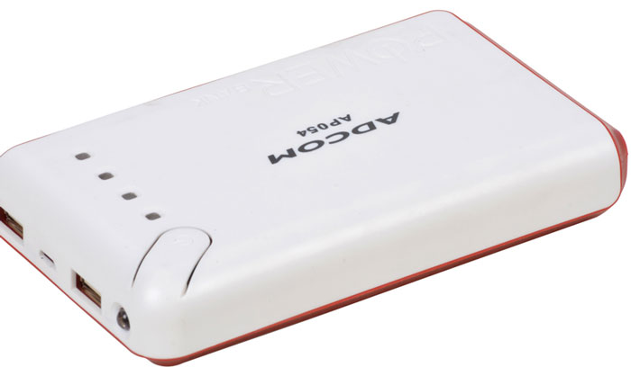 Best price on ADCOM AP02 20000mAh Power Bank in India