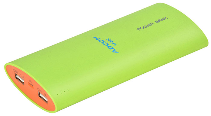 Best price on ADCOM AP020 15600mAh Power Bank in India