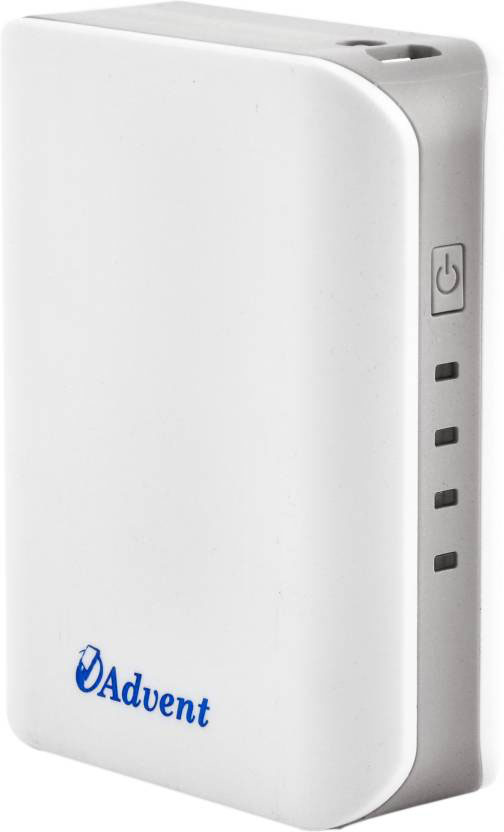 Best price on Advent E200i 5200mAh Power Bank in India