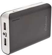 Best price on Advent E400i 10400mAh Power Bank - Front in India