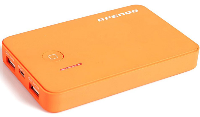 Best price on Afendo S05 5000 mAh Power Bank in India