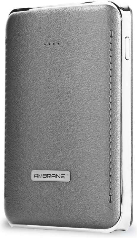 Best price on Ambrane P-1001 10050mAh Power Bank in India
