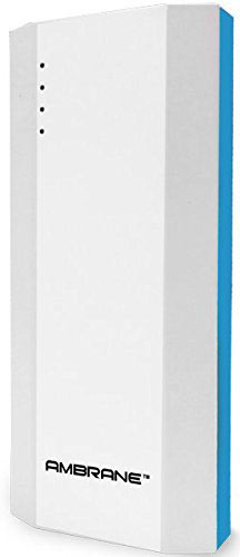 Best price on Ambrane P-1111 10000mAh Power Bank in India