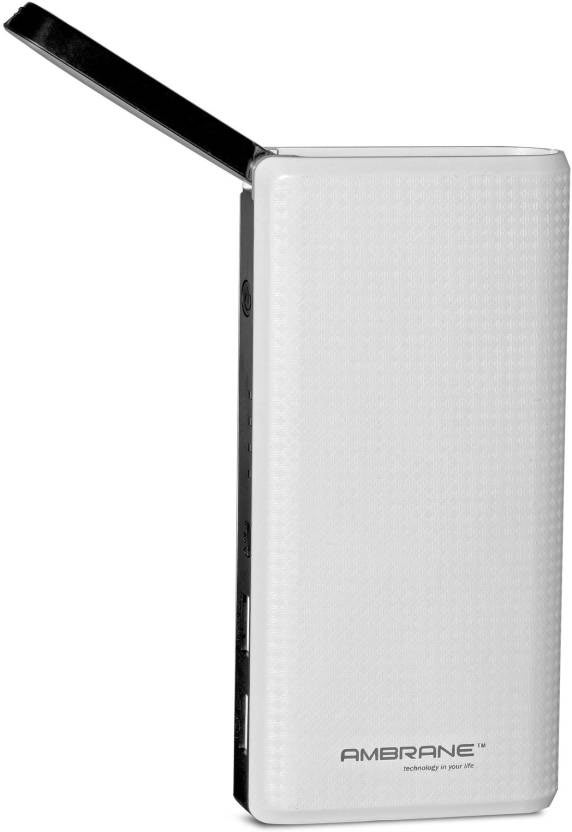 Best price on Ambrane P-1311 15600mAh Power Bank in India